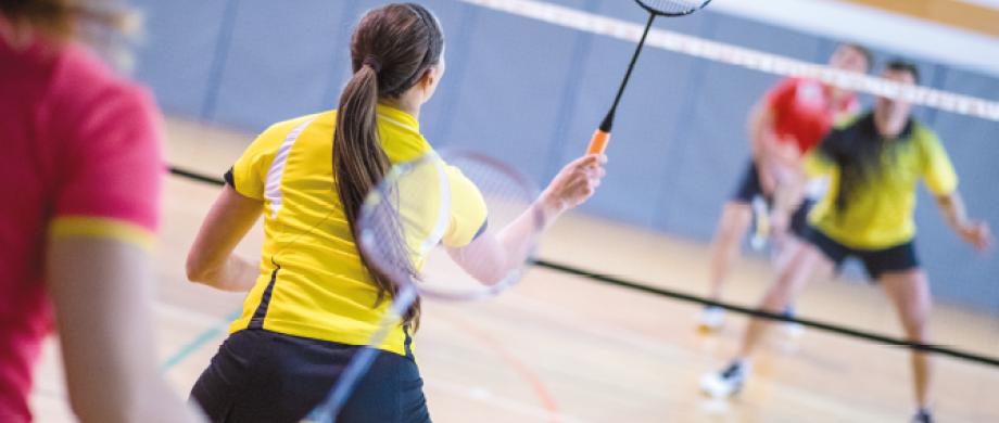 Badminton Hanau